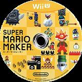 スーパーマリオメーカー WiiU disc (AMAJ01)