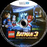 LEGO バットマン3 ザ・ゲーム ゴッサムから宇宙へ WiiU disc (BTMJWR)