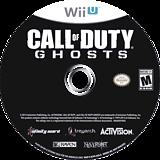Call of Duty: Ghosts WiiU disc (ACPE52)