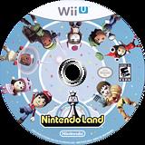Nintendo Land WiiU disc (ALCE01)