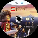 LEGO The Hobbit WiiU disc (ALHEWR)