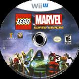 LEGO Marvel Super Heroes WiiU disc (ALMEWR)