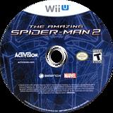 The Amazing Spider-Man 2 WiiU disc (AM9E52)