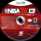 NBA 2K13 WiiU disc (ANBE54)