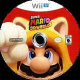 Super Mario 3D World WiiU disc (ARDE01)