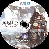 Assassin's Creed IV:Black Flag WiiU disc (ASBE41)