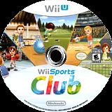 Wii Sports Club WiiU disc (AWSE01)