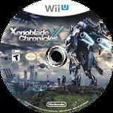Xenoblade Chronicles X WiiU disc (AX5E01)