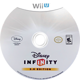 Disney Infinity 3.0 WiiU disc (BD3E4Q)