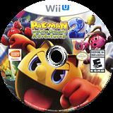 Pac-Man and the Ghostly Adventures 2 WiiU disc (BPMEAF)