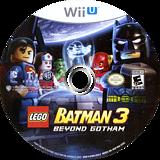 LEGO Batman 3: Beyond Gotham WiiU disc (BTMEWR)