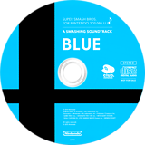 Super Smash Bros. for Wii U WiiU disc (AXFE01)