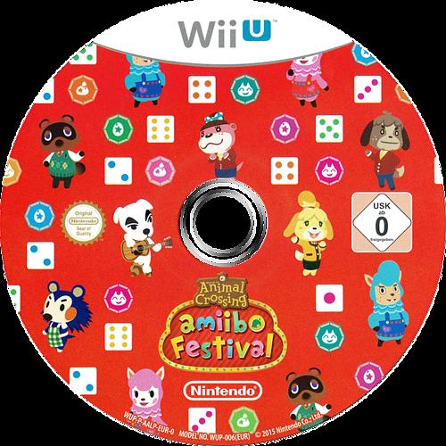Animal Crossing: amiibo Festival WiiU discM (AALP01)