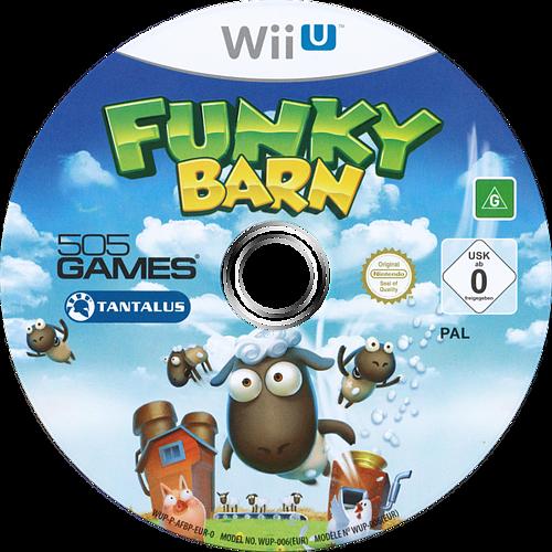 Funky Barn WiiU discM (AFBPGT)