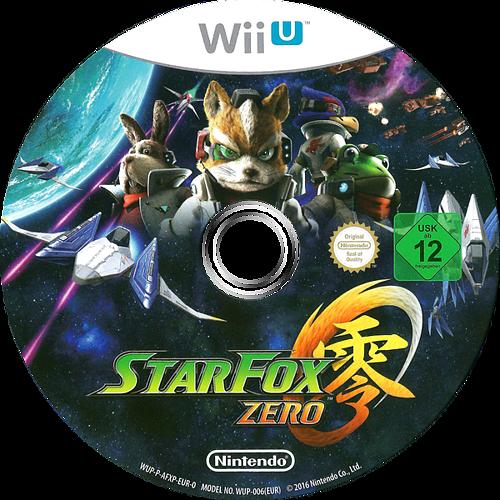 Star Fox Zero WiiU discM (AFXP01)
