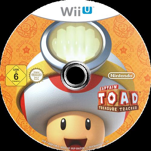 Captain Toad: Treasure Tracker WiiU discM (AKBP01)