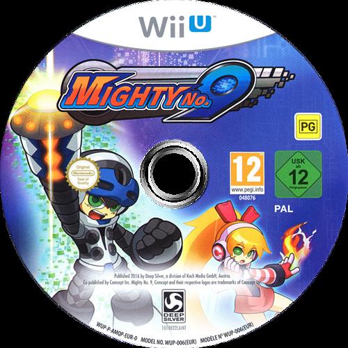 Mighty No. 9 WiiU discM (AMQPKM)