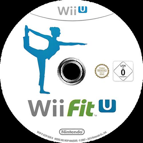 Wii Fit U WiiU discM (ASTP01)