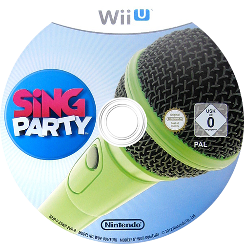 SiNG Party WiiU discM (ASWP01)