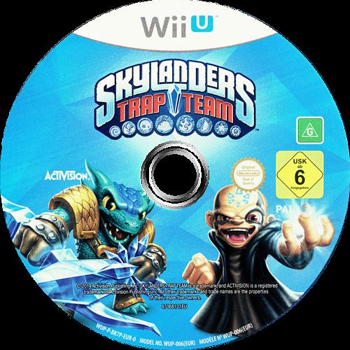 Skylanders: Trap Team WiiU discM (BK7P52)