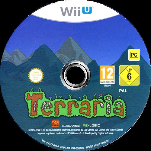 Terraria WiiU discM (BTXPGT)