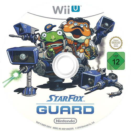 Star Fox Guard WiiU discM (BWFP01)