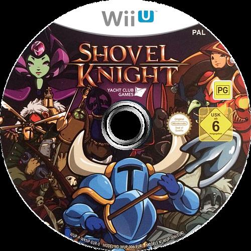 Shovel Knight WiiU discM (WKNPAY)