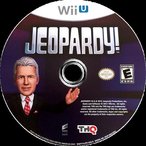 Jeopardy! WiiU discM (AJPE78)