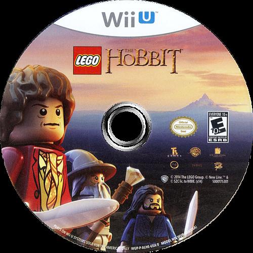 LEGO The Hobbit WiiU discM (ALHEWR)