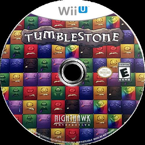 Tumblestone WiiU discM (AT7E6D)